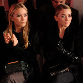 Mary-Kate and Ashley Olsen at QVC Show Pictures in NYC