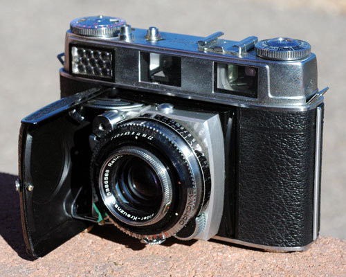 Kodak Retina IIIC  Source: Wikipedia