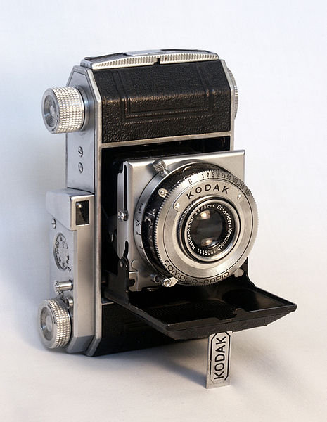 Kodak Retina I  Source: Wikipedia