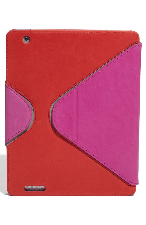 Case-Mate Color Block Venture iPad 2 case ($128).