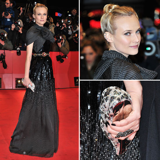 Diane Kruger Debuts a Dramatic Giambattista Valli Gown at the Berlin Film Fest — See Every Angle