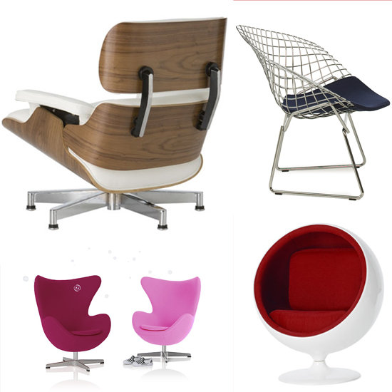 10 Kids' Chairs With Midcentury Modern Style