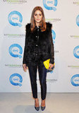 Olivia Palermo at QVC