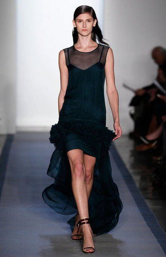 Peter Som Runway 2012 Fall