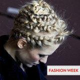 Fashion Week Trend to Watch: Messy Braids