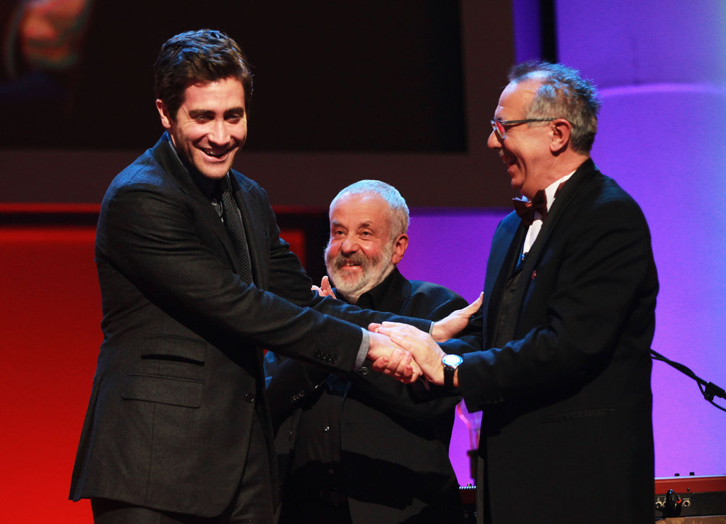 Jake Gyllenhaal kicked off the Berlin Film Festival at the opening ceremony.