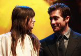 Jake Gyllenhaal travelled to Germany to participate in the Berlin Film Festival.