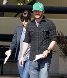 Justin Timberlake and Jessica Biel together after engagement.