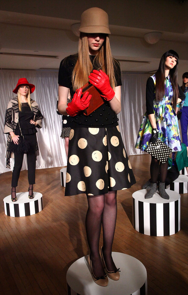 2012 Fall New York Fashion Week: Kate Spade