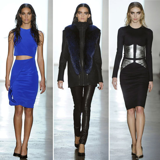 Cushnie et Ochs Runway Fall 2012