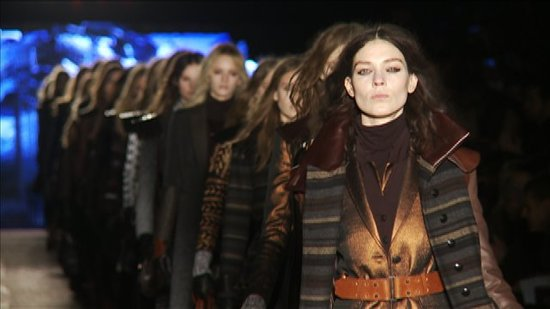 Watch the Rag & Bone Fall 2012 Runway Show
