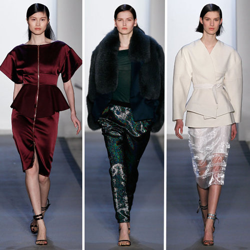 Peter Som Runway Fall 2012