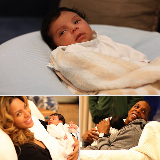 Beyonce Baby Celebrity Babies First...