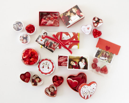 A Collection of Valentine's Treats