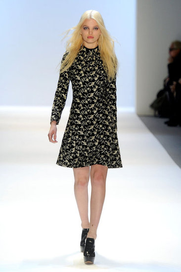 Jill Stuart Runway 2012 Fall