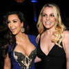 Clive Davis Pre-Grammy Party Pictures With Britney Spears