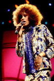 Whitney performed in 1986 in Chicago.