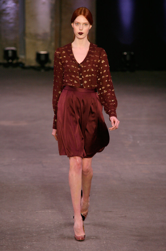Christian Siriano Fall 2012