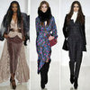 Rachel Zoe Runway Fall 2012
