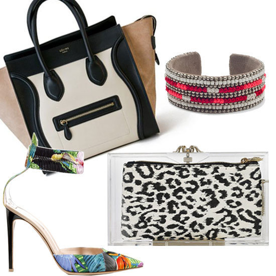 Fifteen standout Spring '12 accessories we hope to see on front row's finest during Fashion Month.