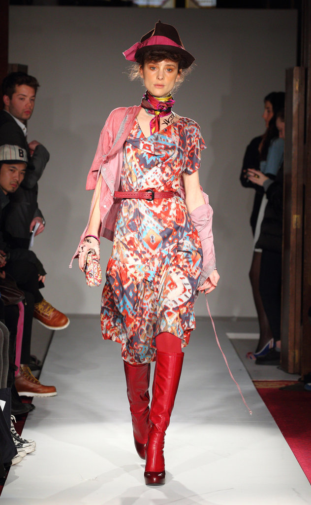 Vivienne Westwood Red Label Fall 2012