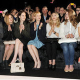 Mulberry Front Row