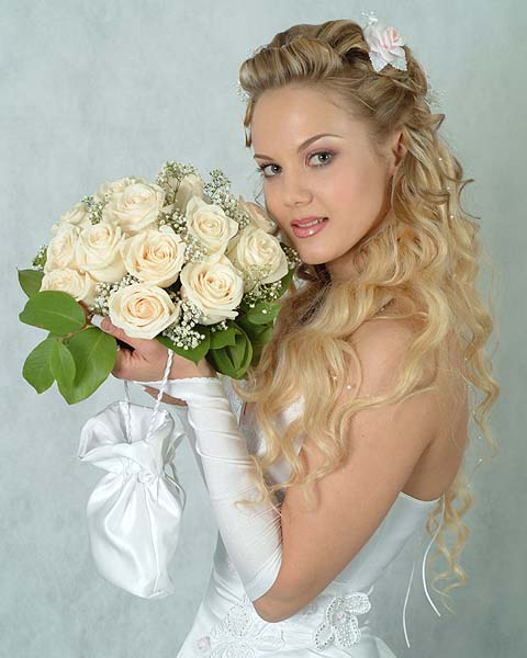Wedding Long Hairstyles A