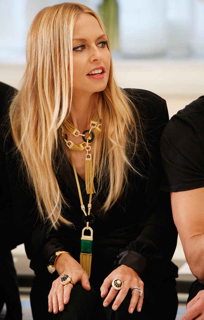 Rachel Zoe showed her new line.