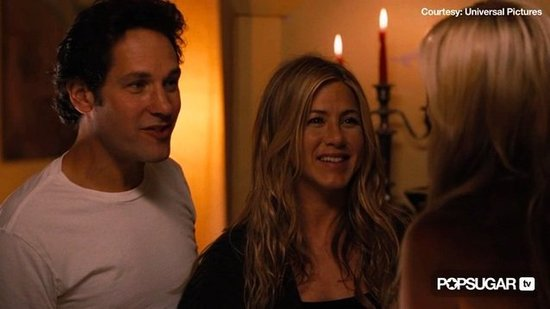 EXCLUSIVE: Jennifer Aniston and Justin Theroux Show Chemistry in New Wanderlust Clip!