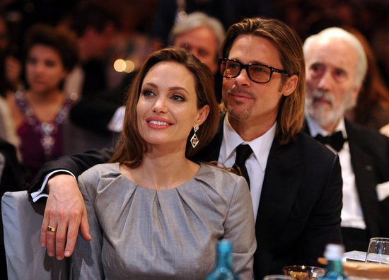 Angelina Jolie Focuses on Philanthropy and Hits a Berlin Red Carpet With Brad