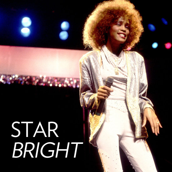 A Stylish Life: Whitney Houston