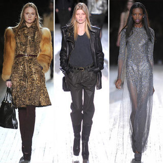 Theyskens' Theory Runway Fall 2012