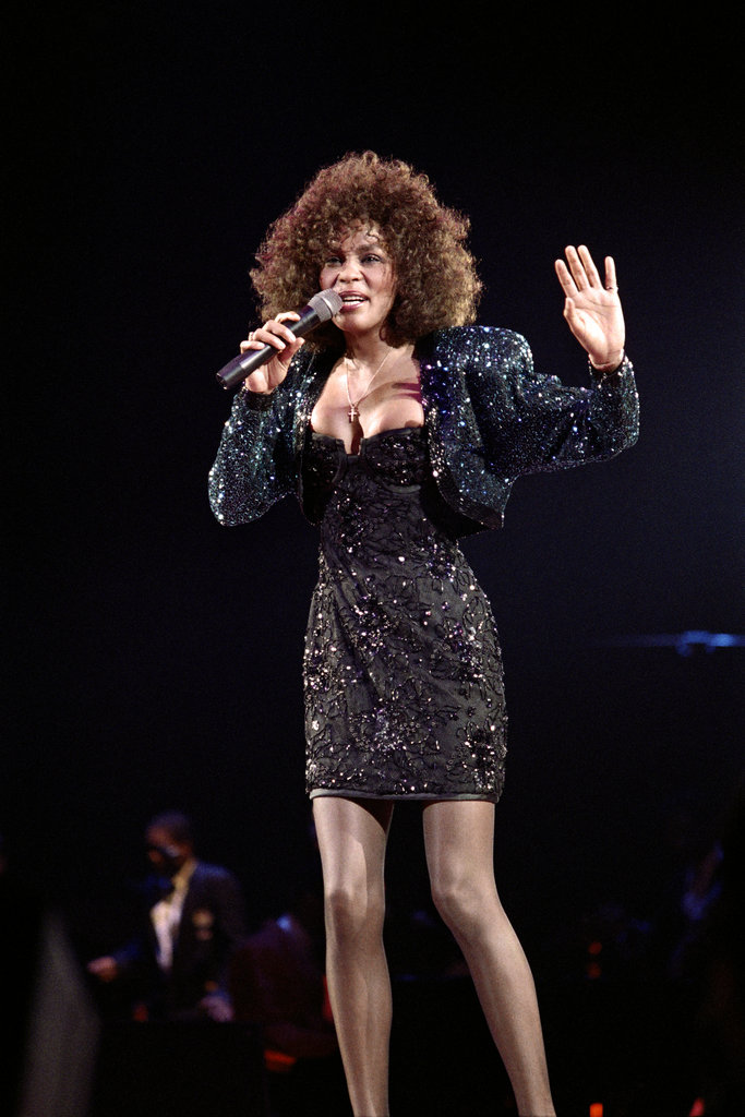 Performing in Paris in 1988.