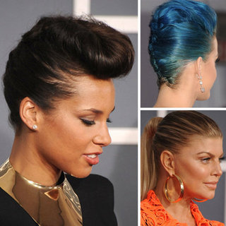 The Hottest Hairstyles From the 2012 Grammy Awards