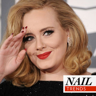 2012 Grammys: All the Celebrity Nail Looks and Manicures Up Close!