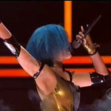 Katy Perry 2012 Grammys Performance Video of Breakup Song Part of Me