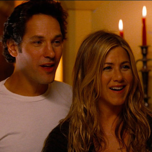 Exclusive Video: Watch Jennifer Aniston, Justin Theroux and Paul Rudd Star in Wanderlust Clip
