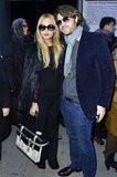 Rachel Zoe had Rodger Berman by her side over the weekend.