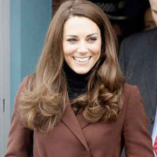Kate Middleton on Valentine's Day Video