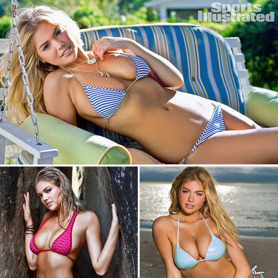 See SI Swimsuit Issue Cover Girl Kate Upton's Bikini Shoot!