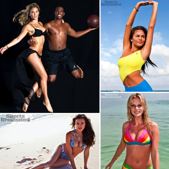 Bar Refaeli, Anne V, Chrissy Teigen, and More Wear Bikinis For SI's Swimsuit Issue