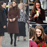 Kate Middleton Heads to Liverpool For Her Latest Solo Stop