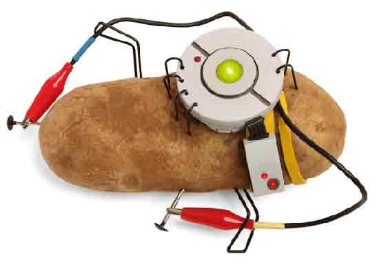 PotatOS Science Kit ($25)