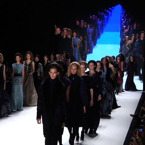 Carolina Herrera Fall 2012 Runway