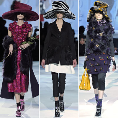 Marc Jacobs Runway Fall 2012