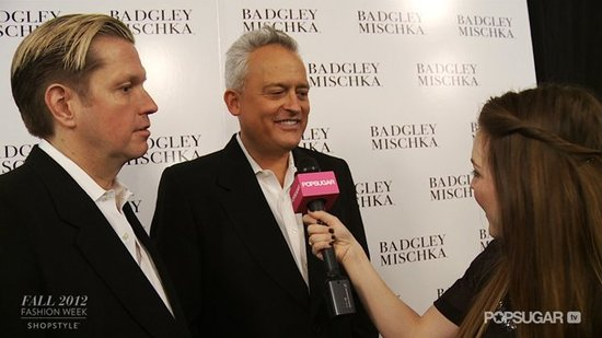 Mark Badgley and James Mischka Tell Us the Film That Inspired Their Fall 2012 Collection!
