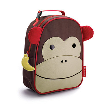 Zoo Lunchies Insulated Lunch Bag ($14)