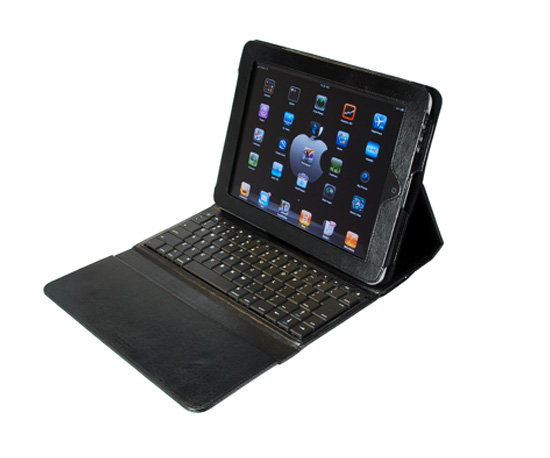 Rubata 2 iPad 2 Keyboard Case ($60)