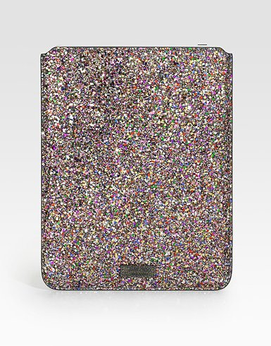 Jimmy Choo Glitter Case ($495)