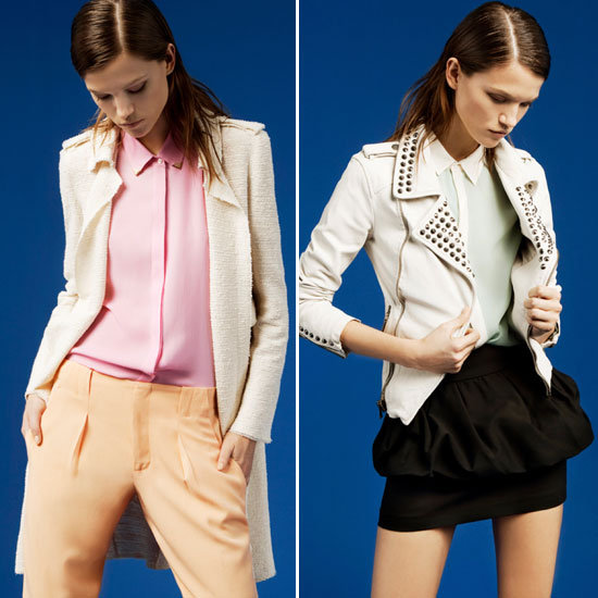 Zara Zeroes In On Print-Mixing, Color Combos, and Luxe Leather For March